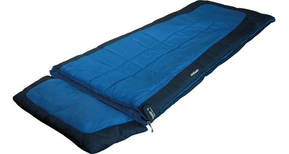 High Peak Camper Sleeping Bag blau/dunkelblau